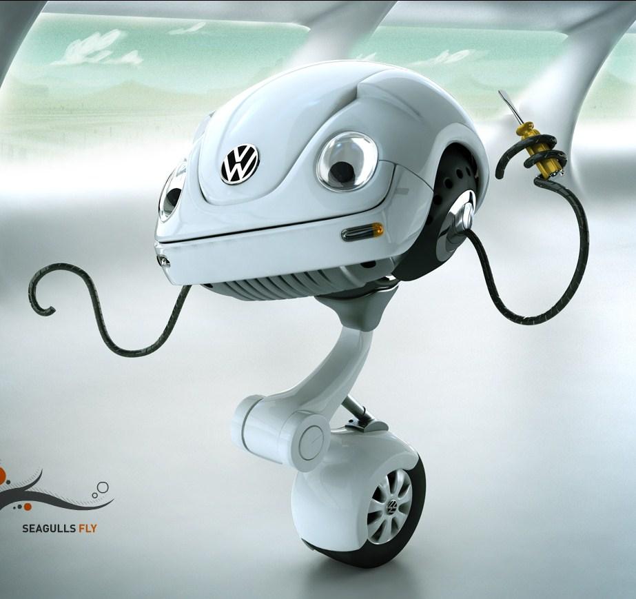 Clic Volkswagen Bug